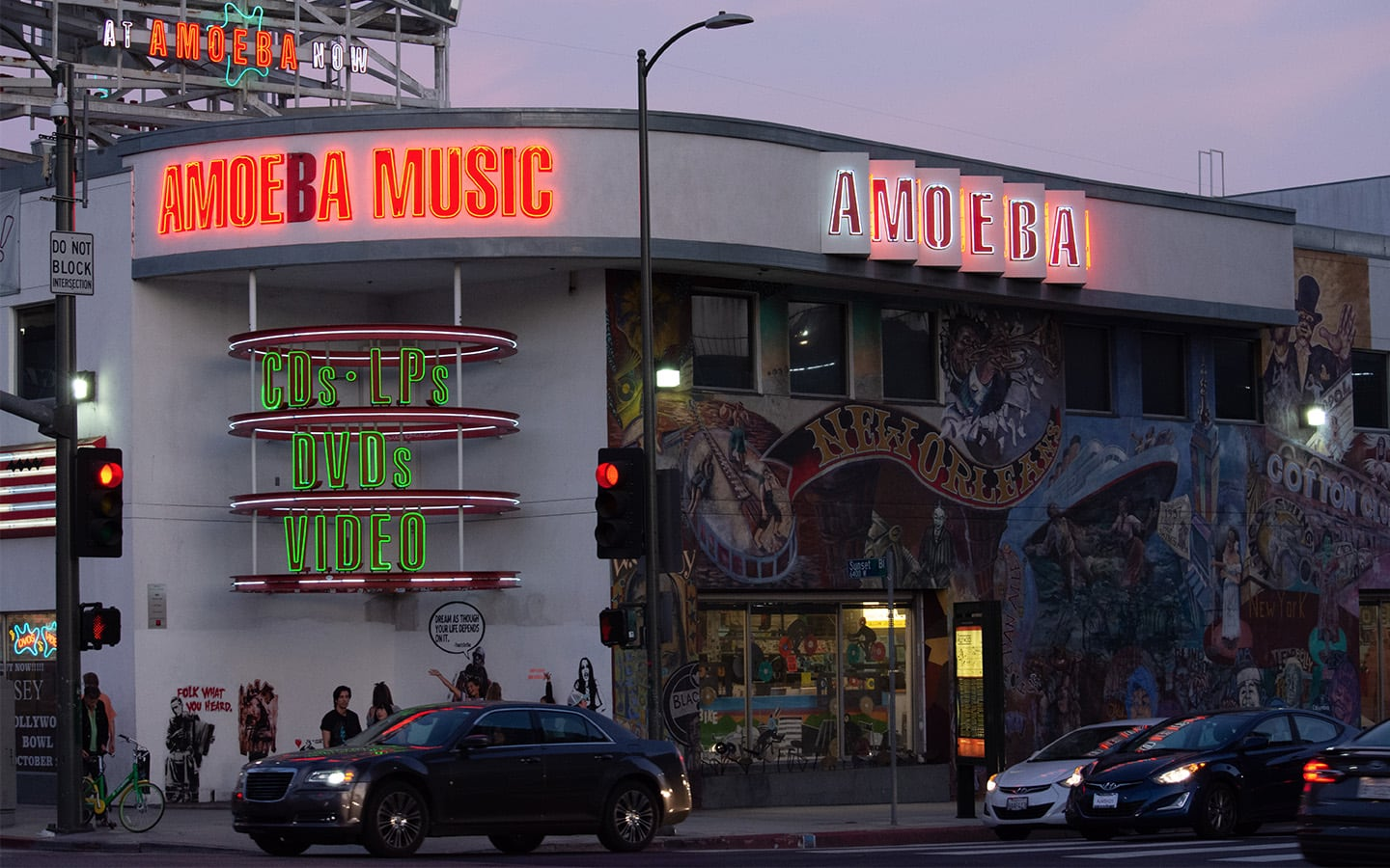 amoeba project