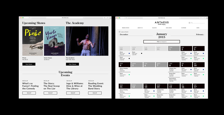 antaeus marketing project