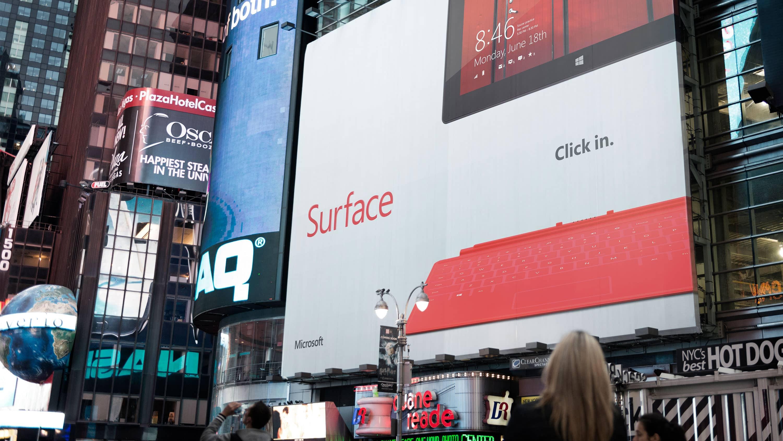 MicrosoftSurface project