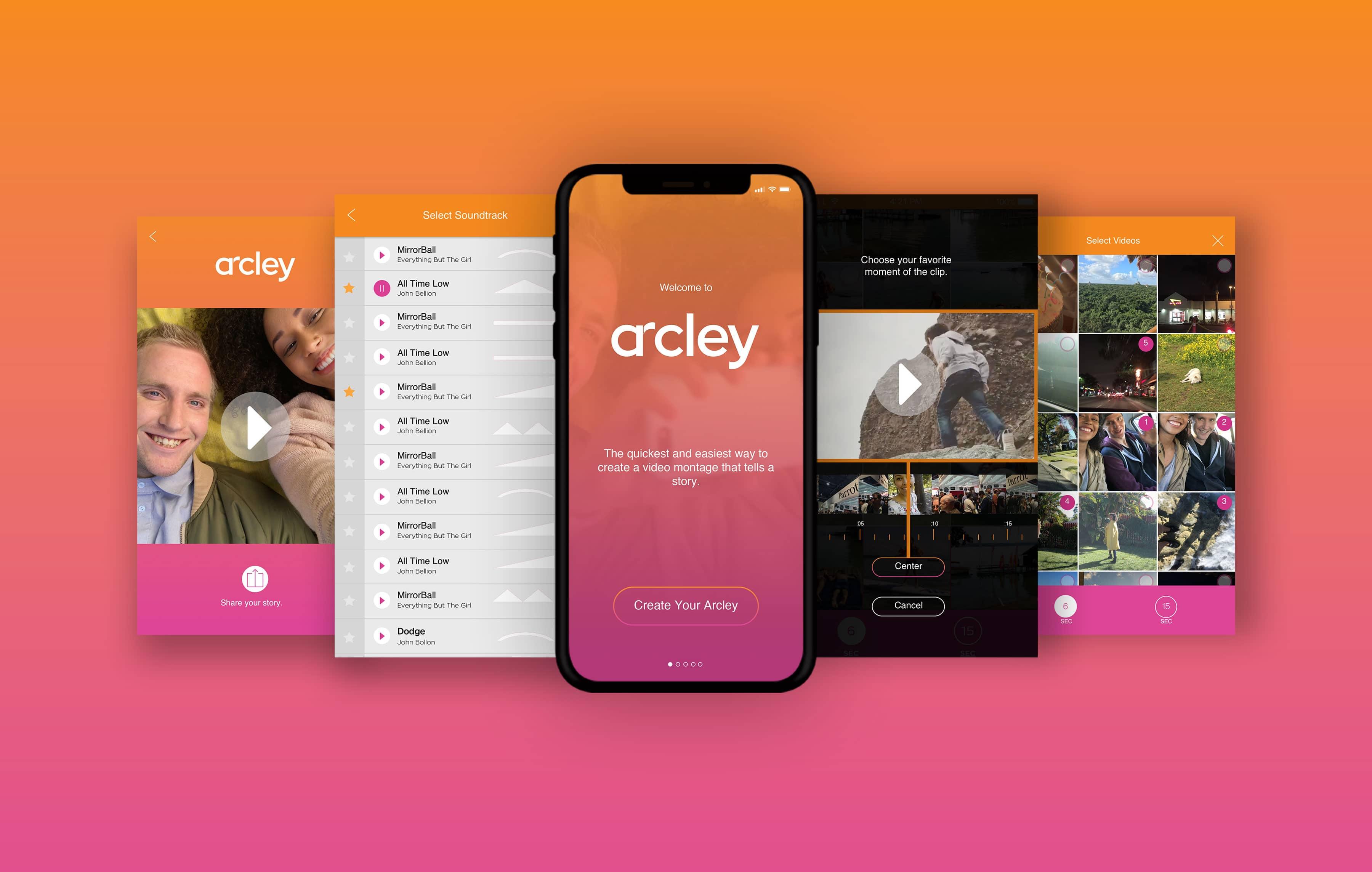 arcley app